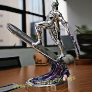 Marvel Collectibles Silver Surfer 1/4 Exclusive Gk Model Statue Sample 24in.
