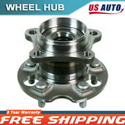 Wheel Hub For 2011-2019 Toyota Sienna Rear Left Or Right With Bearing 4wd