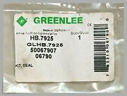 06790 Replacement Seal Kit Hb.7925 Greenlee
