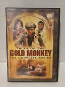 Tales Of The Gold Monkey The Complete Series Dvd 2010 6-disc Set