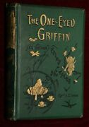 Exrare One Eyed Griffin Fairy Tales 1895 1st 8 Of 9 Warne Like Andrew Lang Book