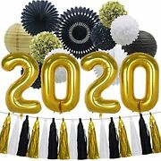 2020 New Years Eve Party Decorations, Graduation Anniversary Ceremony Supplies