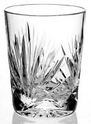 Gorham Crystal Cherrywood Clear Double Old Fashioned Glass 167027