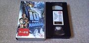 Force 10 From Navarone Uk Pal Vhs Video 1996 Robert Shaw Harrison Ford Ww2