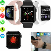 Bluetooth Smart Watch Temperature Monitor Wristwatch For Android Men Women Boys