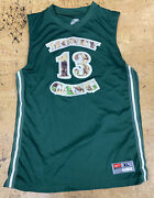 Rare James Harden Game Used Jersey From Drew League Basketball Game Money Gang