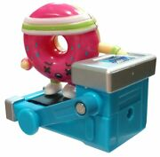 Oh My Gif Season 1 Working Out Doughby Donutstop Common Figurine 03
