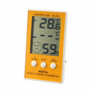 Dc105 Digital Hygrometer Thermometer Humidity Monitor With Temp. Humidity Gauge
