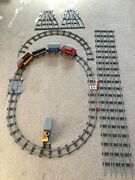 lego Set 7720 4.5v Battery Operated Diesel Freight Train. Vintage Item.