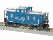 American Flyer 6-44110 X-106 Great Northern Extended Caboose S Gauge Nib