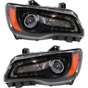 Headlight Lamp Left-and-right Ch2503235 Ch2502235 68085416af 68085417af