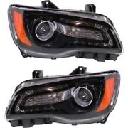 Headlight Lamp Left-and-right Ch2503235, Ch2502235 68085416af, 68085417af