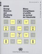 Energy Balances And Electricity Profiles 2006 [department Of Economic And Social