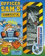 Officer Sam's Shortcut By Kay Wilkins 2008, Toy Plush Doll / Mixed Media