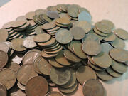 1+lb Lot Of Unsearched Lincoln Wheat Pennies 1909-1958