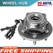 Wheel Hub Bearing Abs 2wdand4wd For Ford Expedition Lincoln Navigator 2003-06