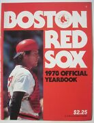 Red Sox Official Yearbook 1978 Carl Yastrzemski Carlton Fisk Jim Rice Jerry Remy