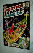 Justice League Of America 3 Nm- 9.2 Ow Pages 1961 Dc 1st Kanjar Ro