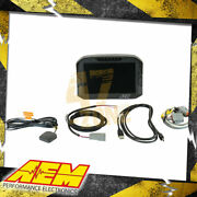 Aem Cd-7g Carbon Full-color Digital Racing Dash Display Can Input Only W/ Gps