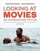 Looking At Movies By Monahan New 9780393674699 Fast Free Shipping..