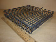 Ronco Showtime Rotisserie Model 4000 2 Gray Wire Cooking Rack Basket