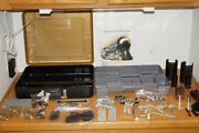 Erector Special Edition 0506 8 Model Locomotive Train Space Shuttle Kit Set