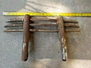 1930and039s 1940and039s 1950and039s Accessory Bumper Grille Guard Prefect Anglia Austin Ford