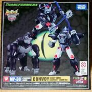 Transformers Masterpiece Mp-38 Convoy Figure Japan Anime Toy Free Shipping