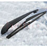 2x For Ford Escape 2013-18 Car Rear Window Wiper Arm With Blade Replacement Trim