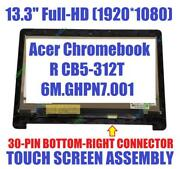 Acer Chromebook Cb5-312t Laptop Led Lcd Touch Screen Digitizer Module 13.3