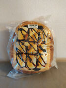 Nwt Japan Import Looks Like Real Bread - Squishy Pillow Many Sweets Plush