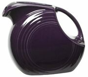 Fiestaware, Large Disc Pitcher,plum, , New Never Used