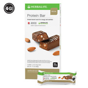 Herbalife Protein Bar Deluxe Nutrition Maintain Muscle Vanilla Almond 14 Bars