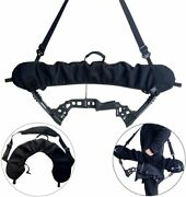 Archery Compound Bow Sling String Protect Carrying Shoulder Strap Holder Hunting