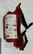 Triage Kit Medical First Aid Bag Red Outdoor