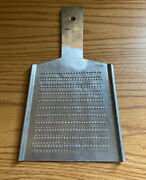 Copper Japanese Grater For Spice Super Higher Frequency Elimination