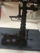 Vintage Cast Iron Bicycle, Motorcycle Gear Tool