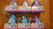 Lot Of 6 Pikmi Pops Surprise Cheeki Puffs Small Scented Shimmer Puff