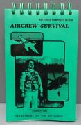Aircrew Survival Air Force Pamphlet 36-2246 Department Of The Air Force 1996