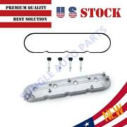 Left Valve Cover And Gasket Fits 1999-2008 Cadillac Chevrolet Gmc Pontiac 12570427