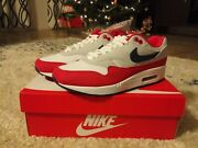 Nike Air Max 1 Usa Quick Strike 4th Of July Flag Betsy Ross Size 8.5men/10 Women