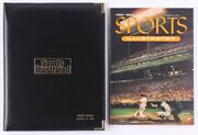 Original First Issue Sports Illustrated Magazine From August 16 1954 W/ Cards