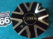 X1 Audi Blaque Diamond Custom Wheel Part 1609k60 And 160l171l-m1 Center Cap