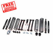 Zone Offroad 4 Lift Kit For 1993-1998 Jeep Grand Cherokee Zj 4wd Gas