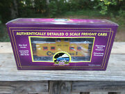 New Mth Steel Caboose O Scale 20-91263 Chessie System Wm 1893