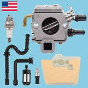 Carburetor For Stihl Ms340 Ms360 034 036 Chainsaw Engine Parts