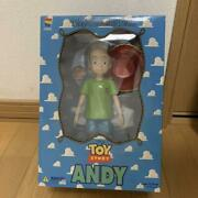 Medicom Toy Vcd Vinyl Collectible Dolls Toy Story Andy Figure Disney Free Ship