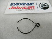 R1 Evinrude Johnson Omc 313743 Reverse Cut-off Spring Oem New Factory Boat Parts