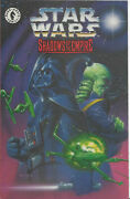 Star Wars Shadows Of The Empire - Vader Xizor Toy Comic 1996 - Back Issue