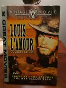 Louis Lamour Collectables, Leatherette, Hardcover, Paperback Books And Dvd